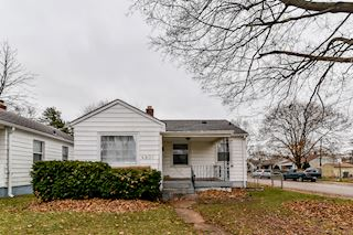 investment property - 4801 E 21st St, Indianapolis, IN 46218, Marion - main image