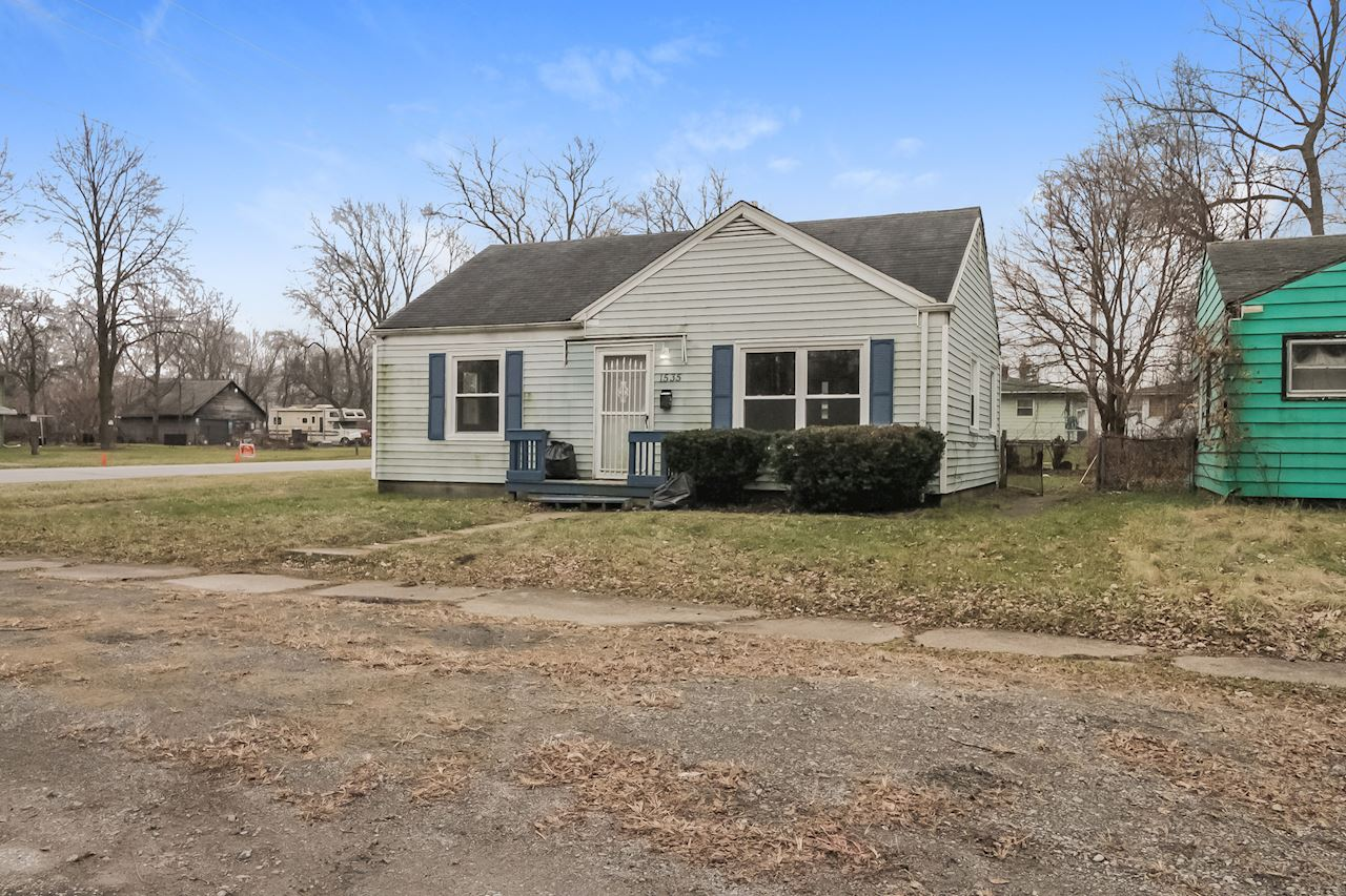 investment property - 1535 E 35th Pl, Gary, IN 46409, Lake - image 0
