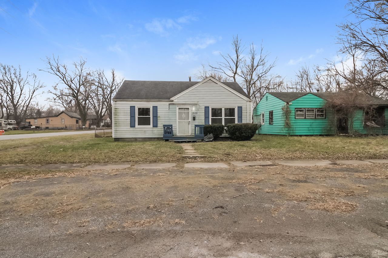 investment property - 1535 E 35th Pl, Gary, IN 46409, Lake - image 1