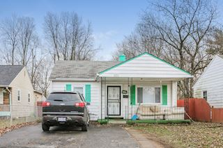 investment property - 1221 N Goodlet Ave, Indianapolis, IN 46222, Marion - main image