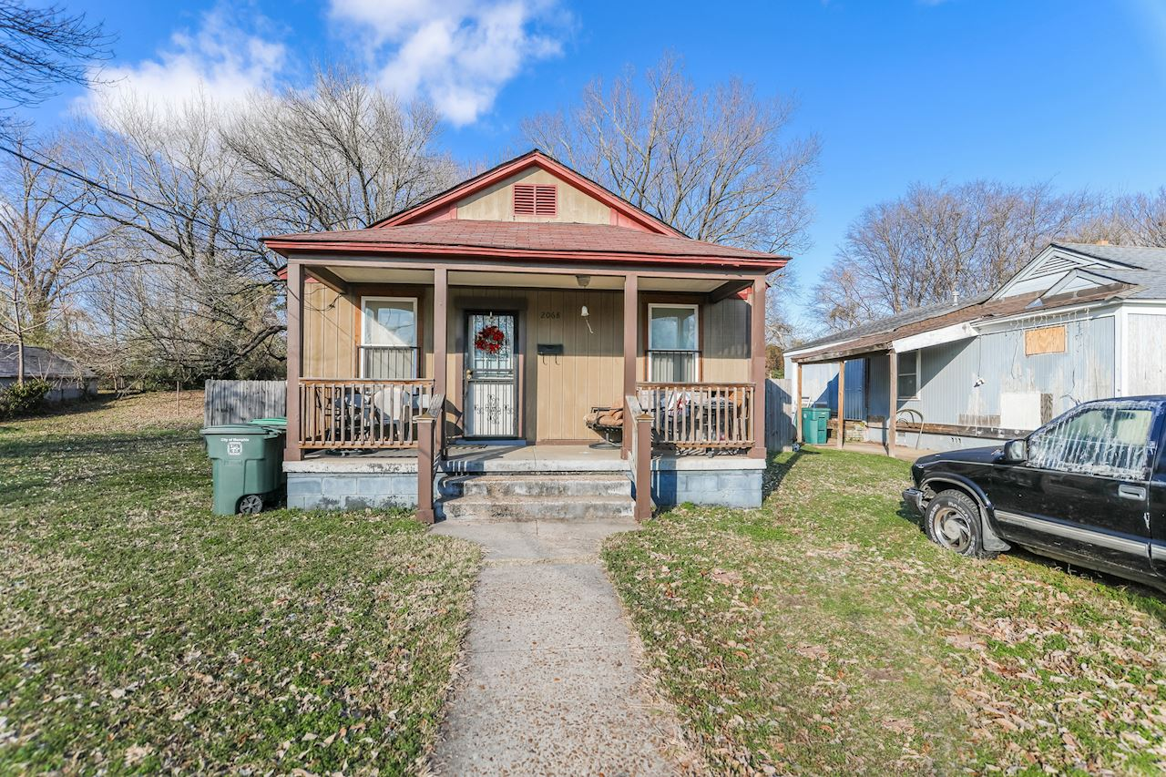 investment property - 2068 Hubert Ave, Memphis, TN 38108, Shelby - image 0