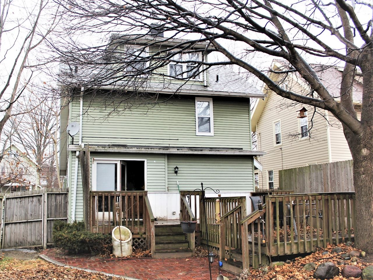 investment property - 152 E Mapledale Ave, Akron, OH 44301, Summit - image 1