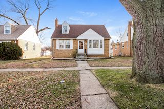 investment property - 17947 Exchange Ave, Lansing, IL 60438, Cook - main image