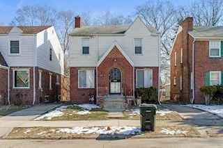 investment property - 16642 Stansbury St, Detroit, MI 48235, Wayne - main image