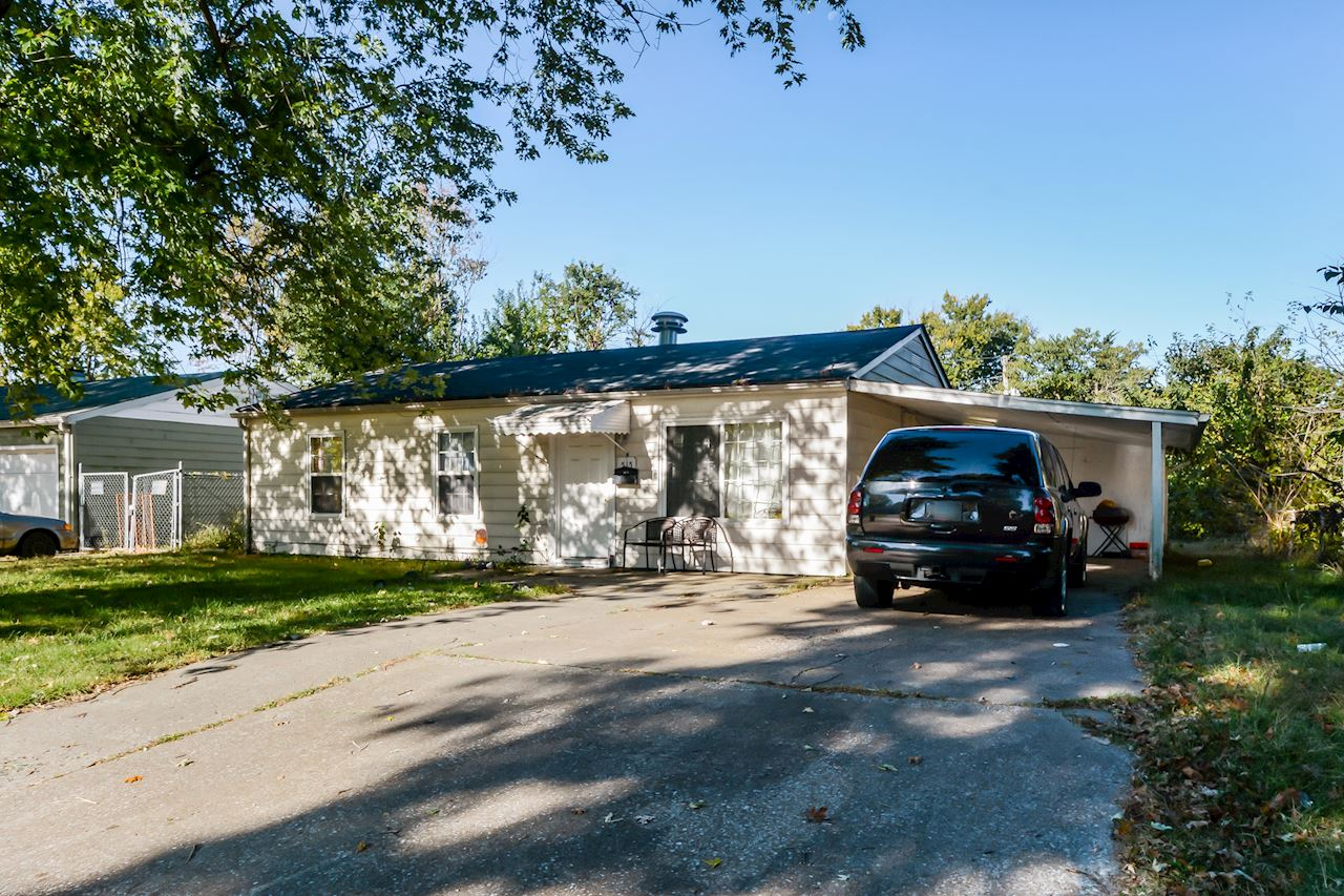 investment property - 515 Saint Barbara Ln, Cahokia, IL 62206, Saint Clair - image 1